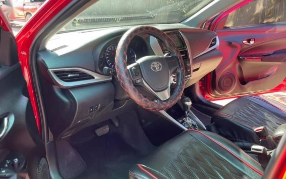 Selling Red Toyota Vios 2020 in Quezon-7