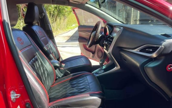 Selling Red Toyota Vios 2020 in Quezon-8