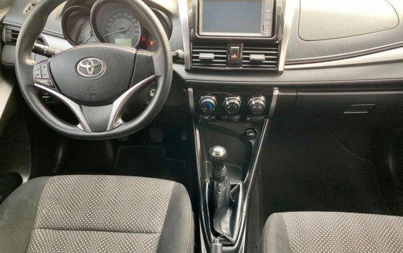 Selling Orange Toyota Vios 2018 in Taal-8