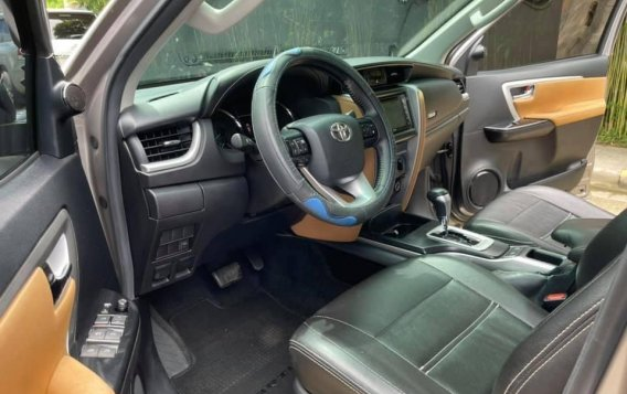 Sell Grey 2018 Toyota Fortuner in Quezon City-4