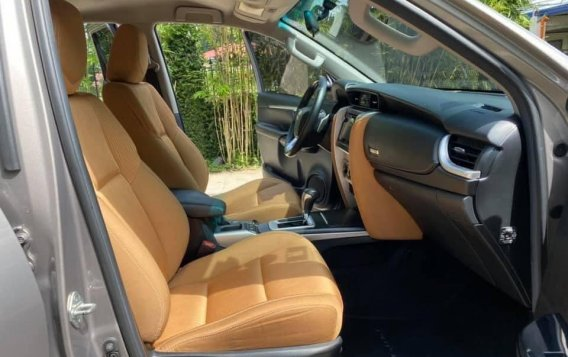 Sell Grey 2018 Toyota Fortuner in Quezon City-5