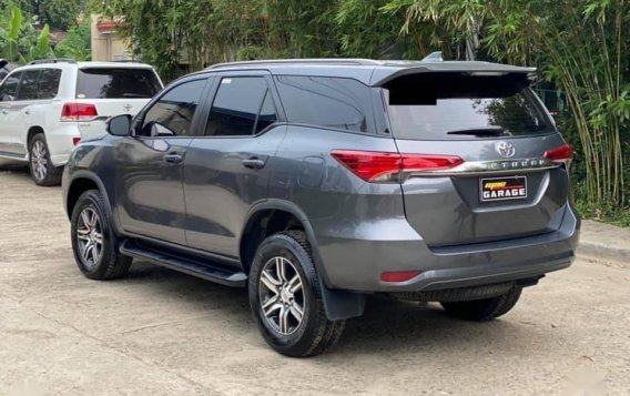 Sell Grey 2018 Toyota Fortuner in Quezon City-3