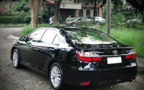Black Toyota Camry 2016 for sale in Muntinlupa-3