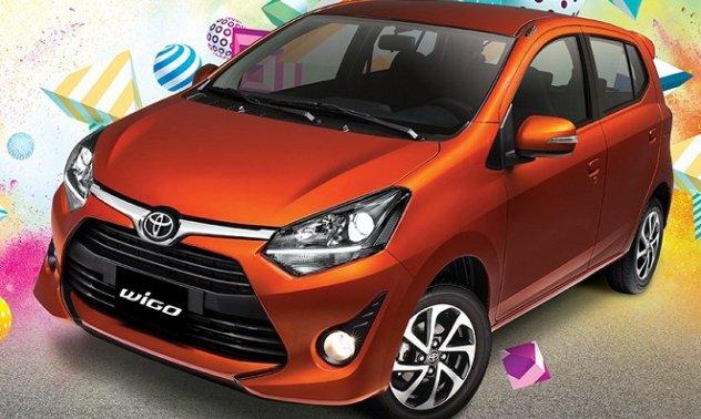 [Toyota Wigo Promo] Take the Wigo home with P25k all-in downpayment